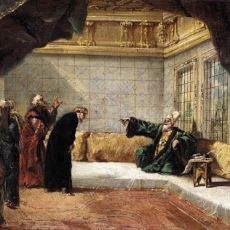 Bizans Casusluğu Yaptığı İddiası ile Suçlanan, Osmanlı'nın İdam Edilen İlk Sadrazamı: Çandarlı Halil Paşa