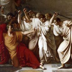 Dünya Siyasi Tarihinin En İlginç Olaylarından Biri: Julius Caesar Suikasti