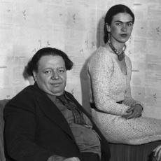 Diego Rivera'nın İlginç Bir Tutkuyla Bağlı Olduğu Frida Kahlo'ya Yazdığı Aşk Mektubu