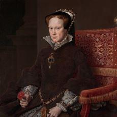 Yüzlerce İnsanı Kazığa Bağlatıp Yaktıran Histerik İngiltere Kraliçesi: Kanlı Mary