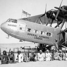 Avrupa'yla Amerika Arasında Yolcu Taşıyan İlk Şirketlerden Biri: Imperial Airways