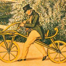 Soylu Olarak Doğup, Sefalet İçinde Ölen Bisikletin Mucidinin Hikayesi: Karl Von Drais