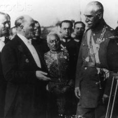 Dış Politikada Seviye ve Nezaketin Zirvesi: Atatürk'ün 1934'te İran Şahı Pehlevi ile Sohbeti