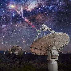 425 Milyon Işık Yılı Uzaklıktan Gelen Radyo Frekansları Uzaylıların Kanıtı Olabilir mi?