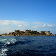 Japonya'da Terk Edilmiş, Hayalet Bir Ada: Hashima