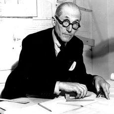 Ütopik Bir Şehir Yapılandırma Planı Olan Fransız Mimar: Le Corbusier