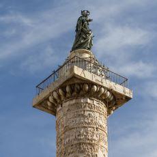 Tepeden Tırnağa İnce İşçiliğiyle Roma İmparatorluğu'nun En Güzel Kalıntılarından: Trajan Sütunu
