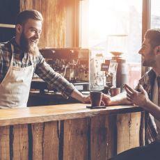 Yurt Dışında Bir Cafede Garsonluk Yapıyor Olsaydınız Nasıl Bir Hayatınız Olurdu?