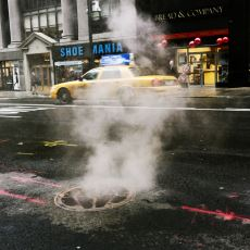 Hollywood Filmlerindeki Rögar Kapağından Buhar Çıkması Olayının Sebebi Ne?