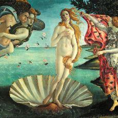 Botticelli'nin Venüs'ün Doğuşu Tablosu Bize Ne Anlatıyor?