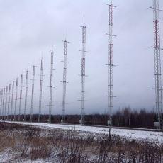 Binlerce Kilometre Ötedeki Bir Hedefi İzleyebilen Rusların Ufuk Ötesi Uyarı Radarı: 29b6 Konteyner
