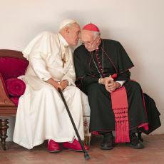 Hristiyanlık ve Papalığa Farklı Bir Bakış Açısı Sunan The Two Popes'un Anlattıkları