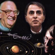 Carl Sagan, Stephen Hawking ve Arthur C. Clarke'ın 52 Dakikalık Ufuk Açıcı Sohbeti