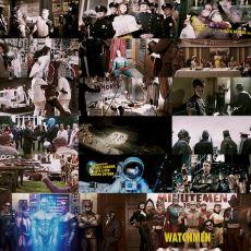 Watchmen Filminin Efsane Açılış Jeneriğinde Gözden Kaçan Göndermeler