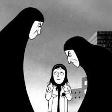 İran'ın Dönüşümünü Anlatan Persepolis'te Dünya Halklarına Yapılan Uyarılar