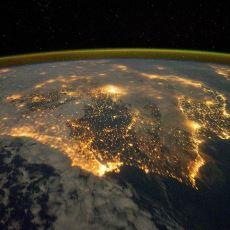 400 Km Yükseklikten Dünya'yı Canlı Canlı İzleyebilirsiniz