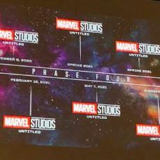 Marvel Sinema Evreni'nin Yeni Açıkladığı 4. Faz Film ve Dizileri Neler?