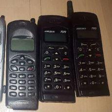 1997'de Üretilen Türkiye'nin İlk Yerli ve Milli Cep Telefonu: Aselsan 1919