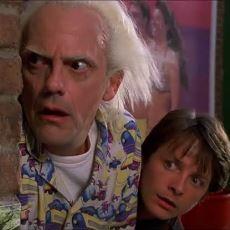 Back to the Future'da Marty ve Doktor'un Pek Fark Edilmeyen Karakter Değişimleri