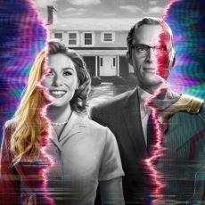 Marvel Sinematik Evreni'nin Yeni Dizisi WandaVision'ın Fragman İncelemesi