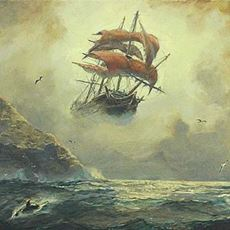 Denizcilik Tarihinin En Eski Efsanelerinden Biri: Uçan Hollandalı