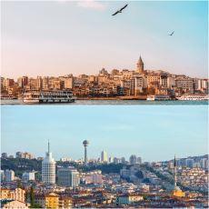 Uzun Süre Sonra İstanbul'dan Ankara'ya Gelen Birinden İki Şehir Arasındaki Farklar