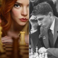 The Queen's Gambit'teki Beth Harmon ile Büyükusta Bobby Fischer'ın Benzerlikleri
