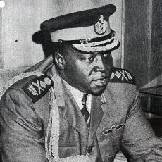 300 Bin Kişiyi Katledip, Kurbanlarından Bazılarını Yiyen Yamyam Diktatör: İdi Amin