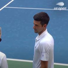 Novak Djokovic, Amerika Açık'tan Haksız Yere mi Diskalifiye Edildi?