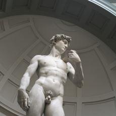 Görenlerin Ağzını Açık Bırakan Michelangelo Şaheseri: Davut Heykeli