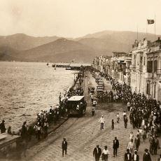 1967 Yılına Ait İzmir Görüntüleri