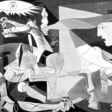 Picasso'nun Savaş Karşıtlığının Sembolü Haline Gelmiş Klasik Eseri Guernica'nın Hikayesi