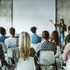 İngilizce Bir Seminerde Konuşma Yaparken İşinize Çok Yarayacak Cümle Kalıpları