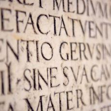 Tıp Terminolojisi Neden Latincedir?