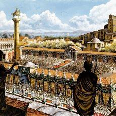Osmanlı Dönemi'nde Aramızdan Ayrılan Roma ve Bizans İmparatorluğu Tarihi Eserleri