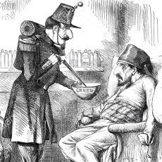"""Osmanlı'nın Son Zamanları İçin Kullanılan """"Hasta Adam"""" Tabirinin Hikayesi"""