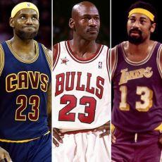 NBA'de Tüm Zamanların En İyi İlk Beşi Kimlerden Oluşabilir?