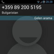 Bulgaristan'dan Gelen Cevapsız Çağrıların Amacı Ne?