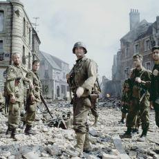 Er Ryan'ı Kurtarmak Filminin Amerikan Propagandası Yaptığı İddiasını Çürüten Sahneler