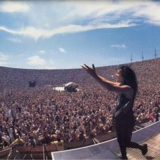 Yaklaşık 1,6 Milyon İnsanın Canlı Şahitlik Ettiği Efsane Olay: 1991 Metallica Moskova Konseri