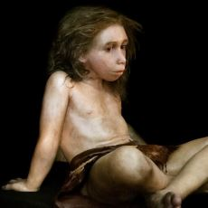Neandertal Anne ve Denisovalı Babadan Doğan Antik İnsan Melezi