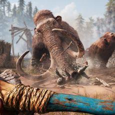 İnsanlık Tarihinin Gelişimini Önünüze Getiren Far Cry Primal Oyununun İncelemesi