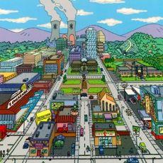 Simpsons Ailesinin Yaşadığı, Yıllarca Sır Gibi Saklanan Eyalet: Oregon
