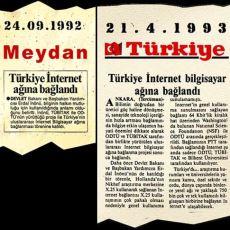 Liselilerin Hayretler İçinde Okuyacağı Bir Nostalji: Türkiye'de İnternetin İlk Yılları