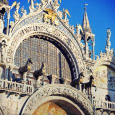 Sultanahmet'ten Kaçırılıp San Marco Bazilikası'na Yerleştirilen At Heykelleri