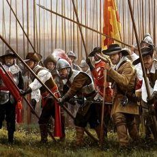 1540-1660 Arasında Avrupa'yı Titretmiş Olan İspanyol Piyade Nizamı: Tercio