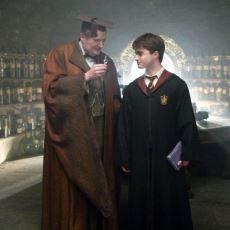 Harry Potter ve Melez Prens'te Gözden Kaçırmış Olabileceğiniz Felix Felicis Detayı