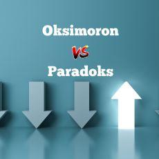 Oksimoron ile Paradoks Arasındaki Fark Nedir?