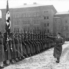 Hitler'i Korumak Uğruna Ölmeyi Göze Alan Özel Askeri Birlik: Leibstandarte Adolf Hitler