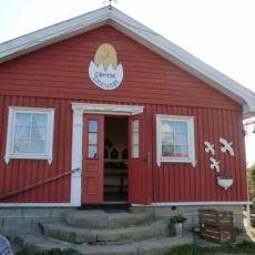 Norveç'te Sebze ve Reçel Gibi Ürünlerin Satıldığı Çalışanı Olmayan Çiftlik Marketleri